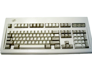 IBM M keyboard