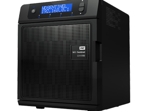 WD DX4000 Sentinel